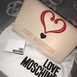 Moschino Crossbody / Shoulder Bag ✨